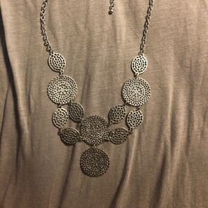Forever 21 silver necklace